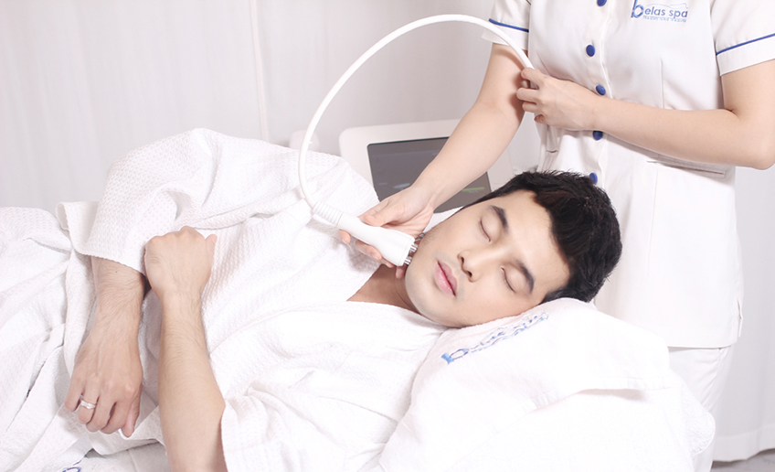 Miracle in pitting scar treatment, skin rejuvenation